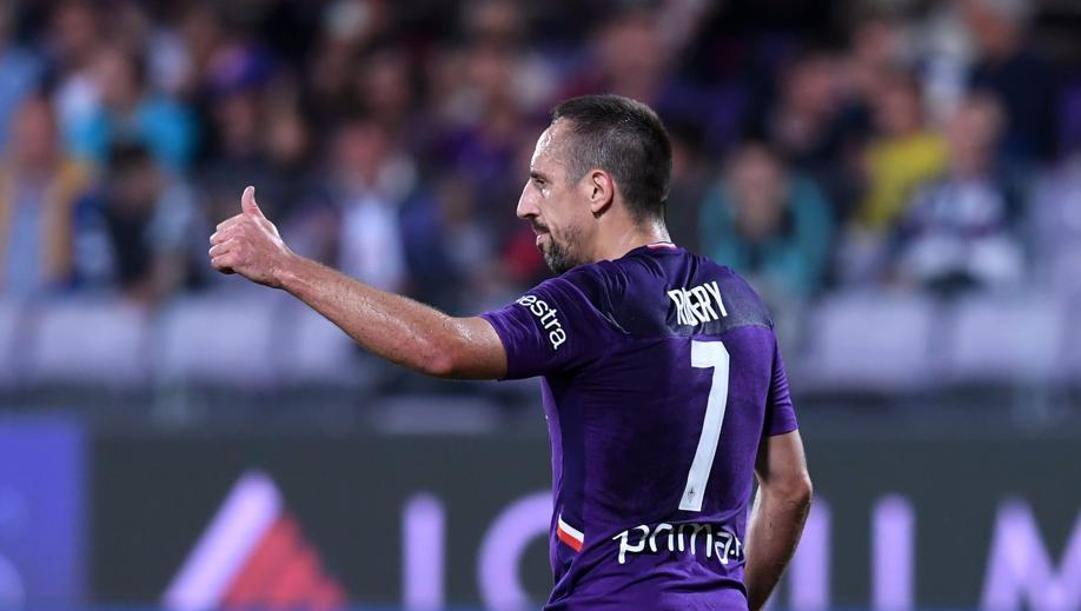 Franck Ribery, 37 anni. Lapresse
